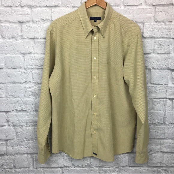 Ted Baker London Other - Ted Baker London Button Down Shirt Sz 5 213.510